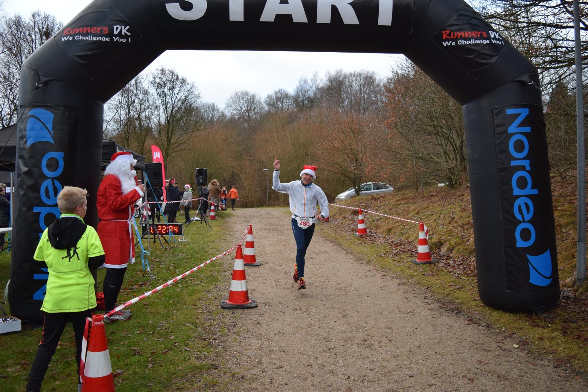 Første omgang - så er der kun tre tilbage! Foto: Runners DK